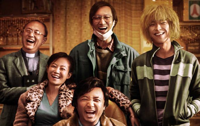 Phim của 'gã đầu trọc vàng Trung Quốc' nhận giải Gạt tàn bẩn 2019